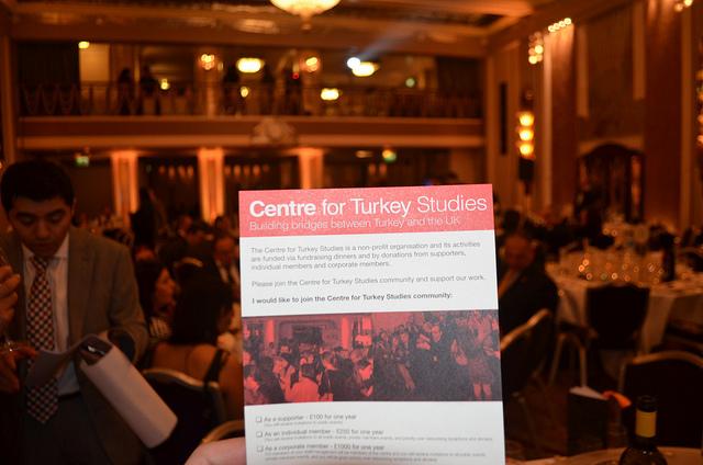 Centre for Turkey Studies Funding