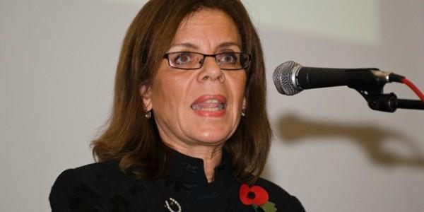 Baroness Meral Hussein-Ece OBE
