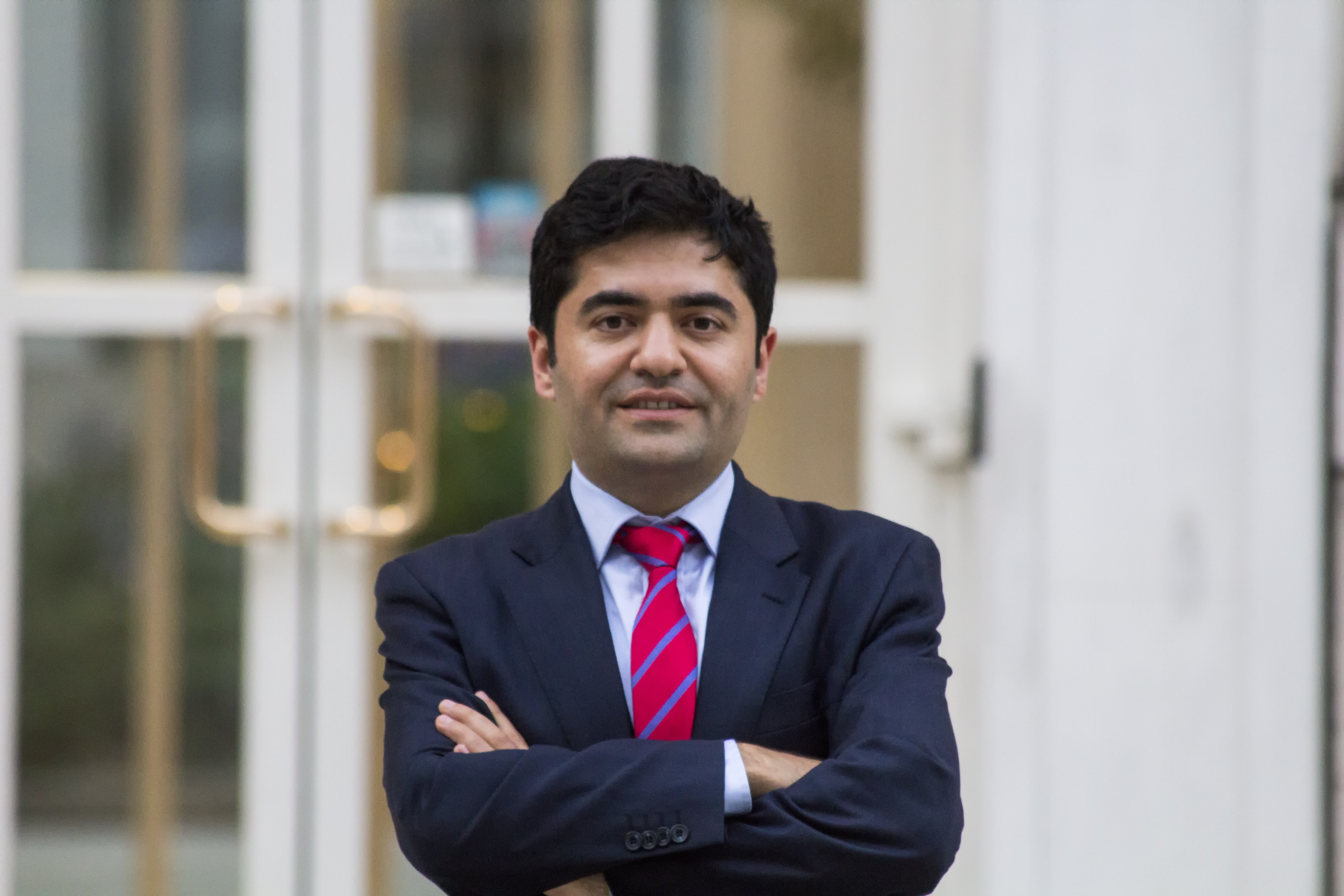 Ibrahim Dogus, MA, Founder and Director