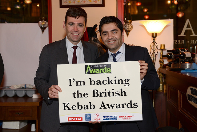 Preparations Continue for British Kebab Awards