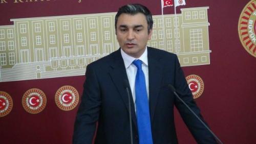 Muslim Sari MP for Istanbul