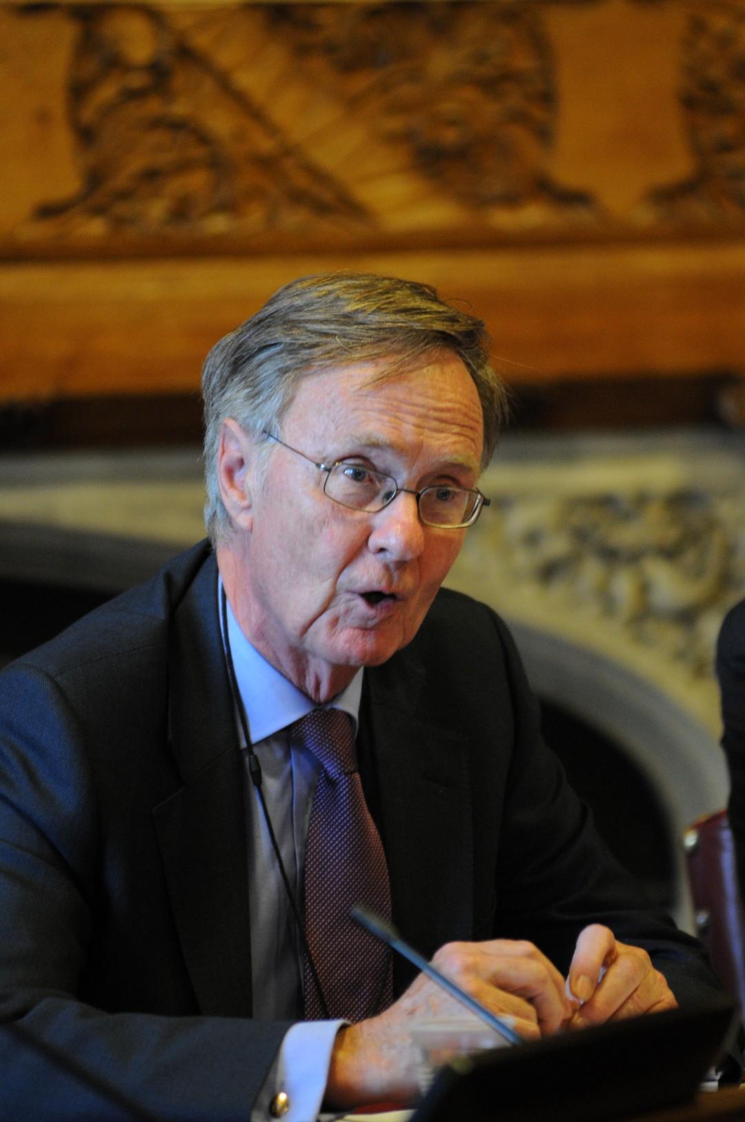 Sir David Logan