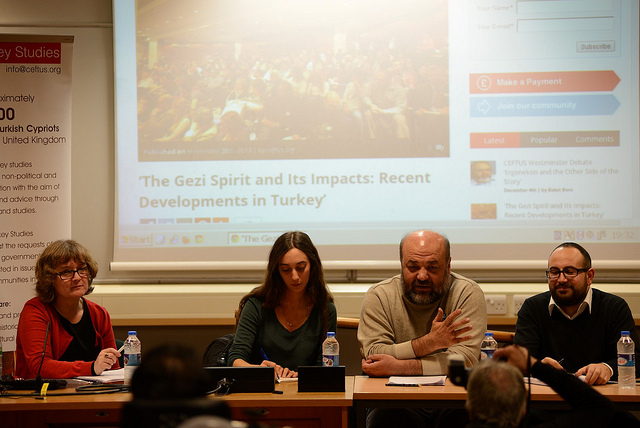 'The Gezi Spirit and Its Impacts: Recent Developments in Turkey'