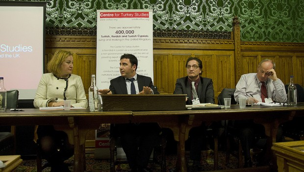 CEFTUS Westminster Debate '2013 Analysis of Democracy and Politics in Turkey'