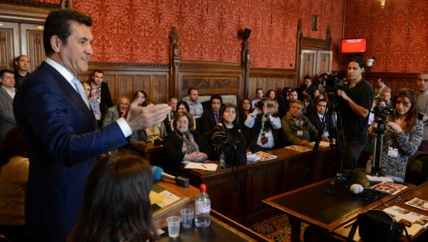 CEFTUS Westminster Debate 'Global Democracy and Turkey-EU Relations'