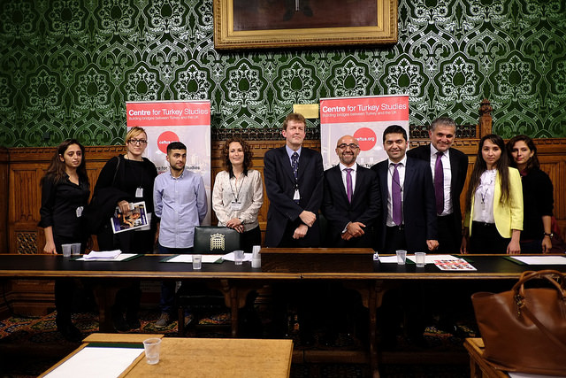 CEFTUS Westminster Debate 'Dynamics of 'New Turkey': Domestic and Foreign Challenges'