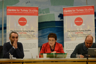 CEFTUS Westminster Debate 'Battling the Censors: Freedom of Journalism in 'New Turkey'