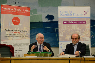 Joint Forum 'Kobane Resistance and the future of Peace Process in Turkey'