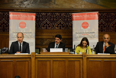 CEFTUS Westminster Debate 'New Turkey: Democratisation Process and Challenges'