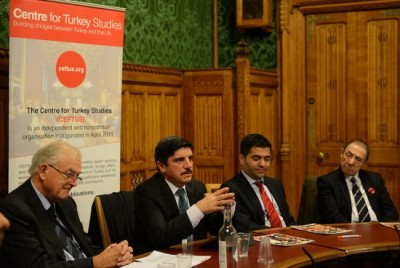 "CEFTUS Roundtable with Dr Yasin Aktay ""New Turkey in light of recent upheavals in the Middle East"""