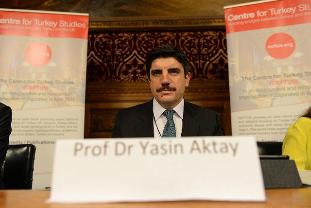 Prof Dr Yasin Aktay