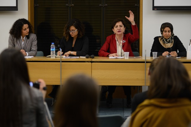 CEFTUS Joint Forum 'Experience of Women in Contemporary Turkey'