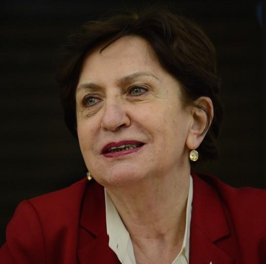Prof Binnaz Toprak MP