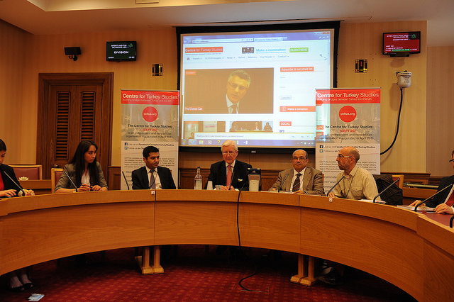 CEFTUS Westminster Debate 'New World: New Perspective on Civilisations'