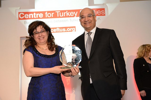 Turkish, Kurdish and Cypriot Community Achievement Awards 2015