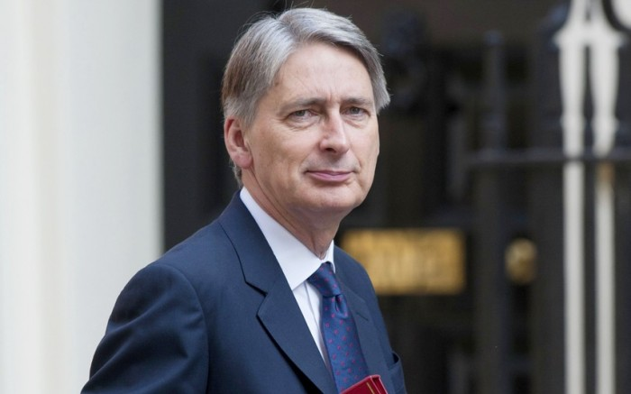 2015 Anniversary Message from Rt Hon Philip Hammond MP