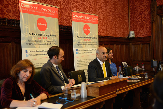 'Bridges between Turkey and UK: From Immigration to Integration'