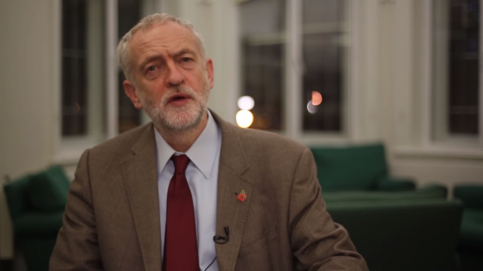 2015 Anniversary Message from Jeremy Corbyn MP
