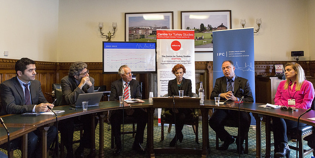 CEFTUS and IPC Roundtable 'Post-Election Turkey'
