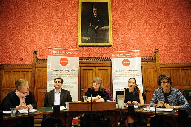 Westminster Debate 'Academic Freedom in Turkey'