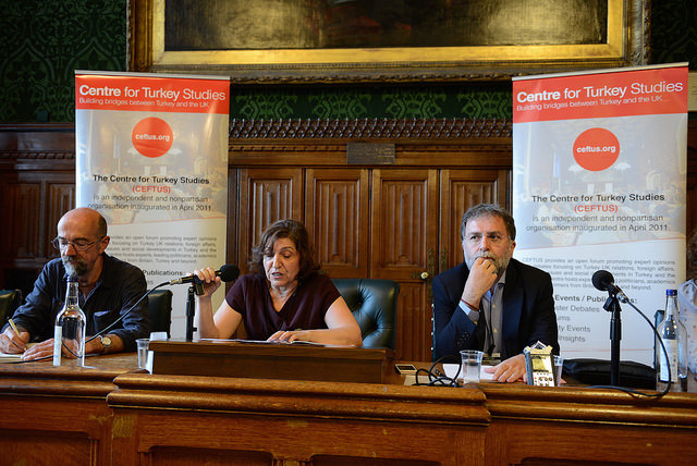 Westminster Debate 'Turkey: Analysis on Political Changes and Potential Scenarios for Future'