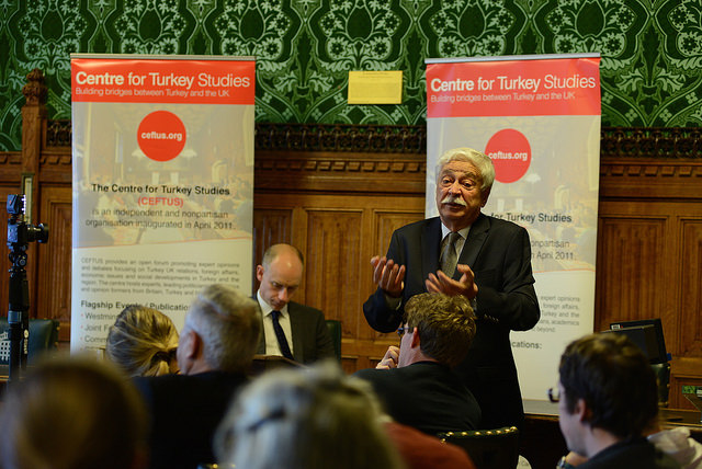 Westminster Debate 'Turkish Democracy Today: Yet Another Test of 'Democracy without Democrats' Hypothesis'
