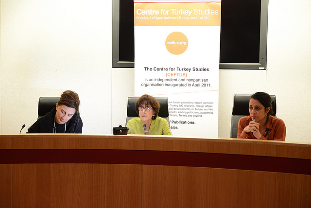 Public Forum 'Regime Change in Turkey: Kurdish Politics and Foreign Policy'