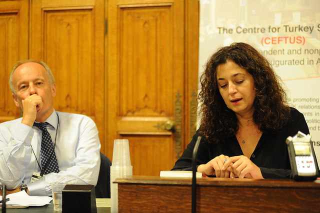 Westminster Debate with Ece Temelkuran 'Turkey: The Insane and the Melancholy'