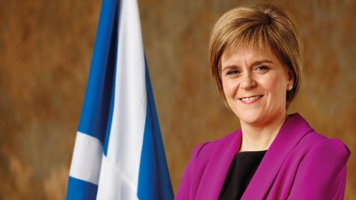 First Minister of Scotland Nicola Sturgeon MSP's Anniversary Message