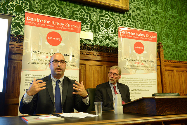 Westminster Debate 'Turkey at the Crossroads: How to overcome Challenges?'