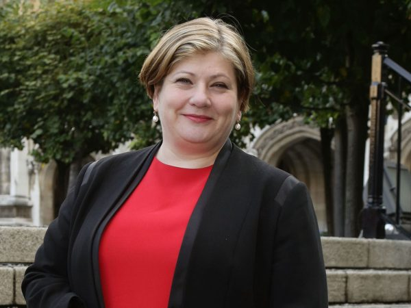 Shadow Secretary of State for Foreign and Commonwealth Affairs Emily Thornberry MP's Anniversary Message