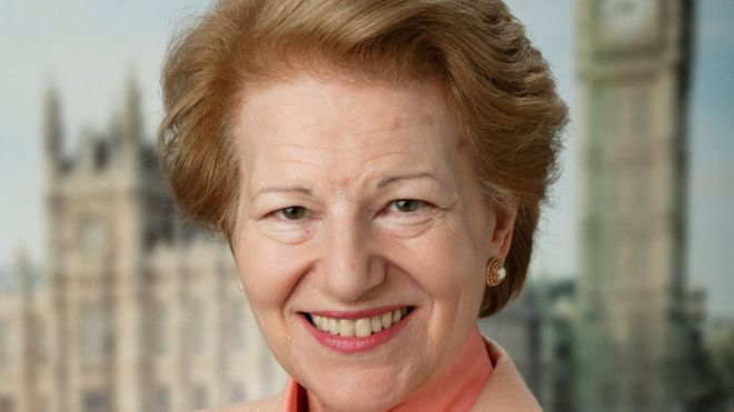 Baroness Nicholson of Winterbourne's Anniversary Message