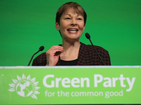 Co-Leader of the Green Party Caroline Lucas MP's Anniversary Message