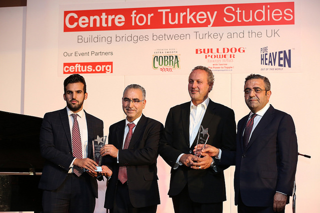 Winners of the Turkish, Kurdish, Turkish Cypriot Community Achievement Awards 2016