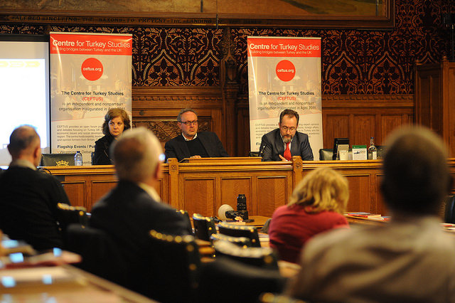 Westminster Debate 'Integration of Turks in London: Lessons for Brexit Britain'