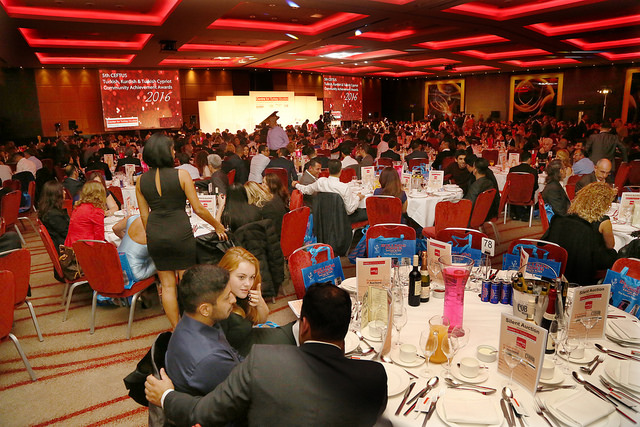 Ceftus 6th Anniversary Gala and Turkish, Kurdish and Turkish Cypriot Community Achievement Awards (2017)