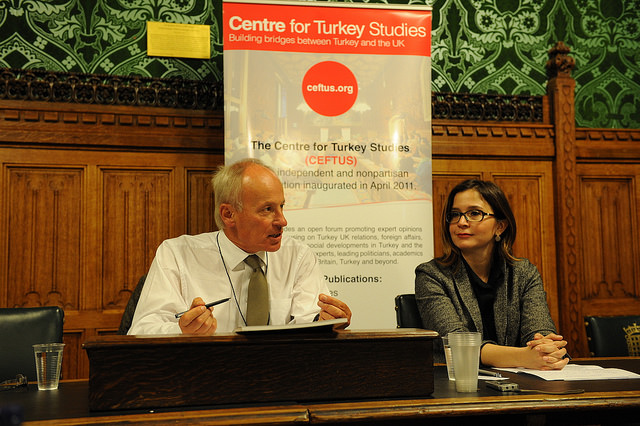 Westminster Debate 'Turkey and the EU: Cooperation and Conflict'