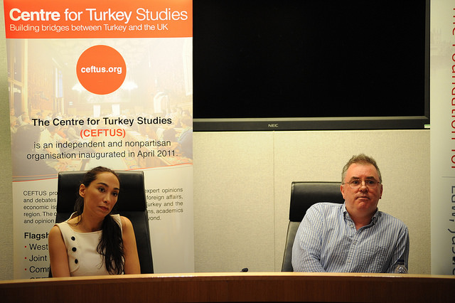 Policy Brief Launch Event and Joint Forum: 'What Is at Stake in the Turkish Constitutional Referendum?'