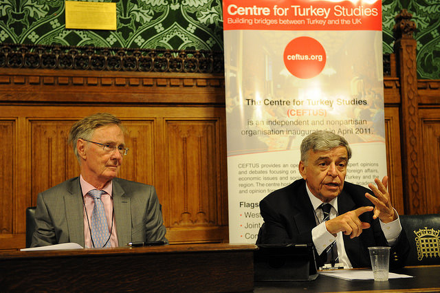Westminster Debate 'The Fundamental Sociological Conflict of Turkey's Political Regime'
