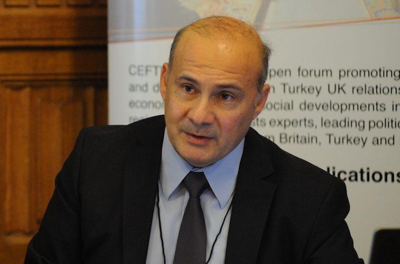 Dr Erol Kaymak