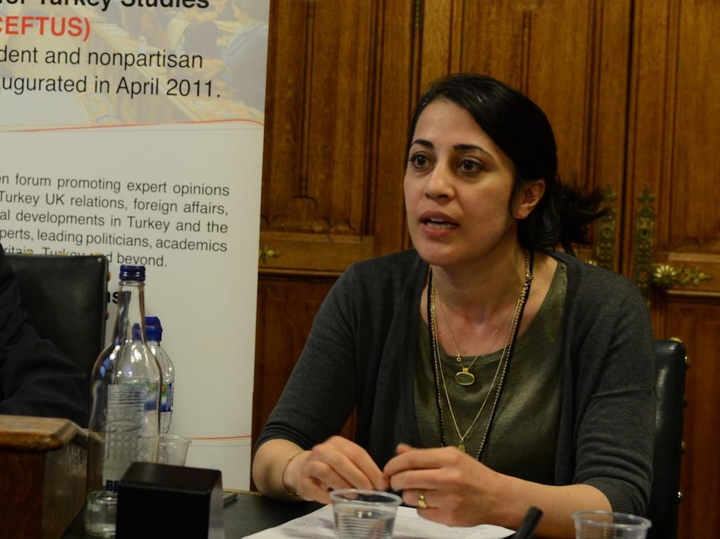 Dr Zeynep Kaya