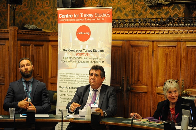 Joint Forum 'After Turkey's referendum what hopes for a Cyprus Settlement?'