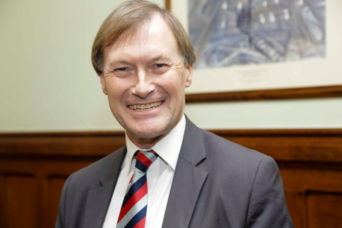 Sir David Amess MP's 6th Anniversary Message