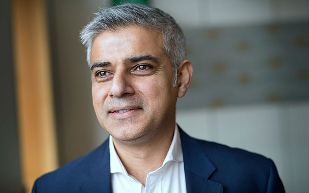 Mayor Sadiq Khan's 6th Anniversary Message