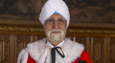 RANBIR SURI introduced as Lord Suri