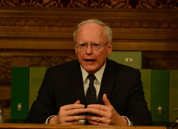 Ambassador James F. Jeffrey