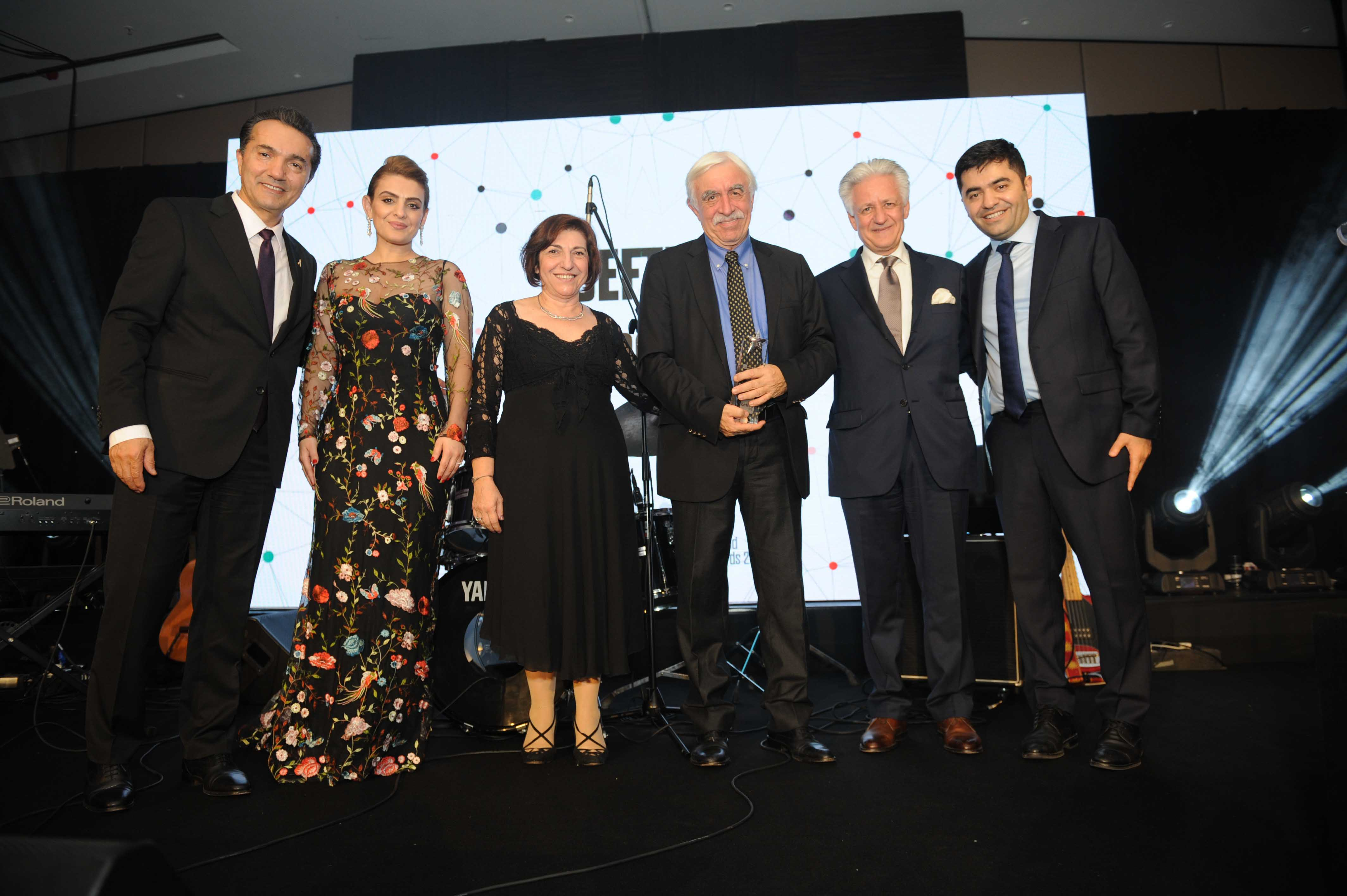 Winners of the Turkish, Kurdish & Turkish Cypriot Community Achievement Awards 2017