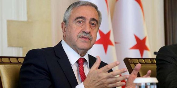 Joint Forum with Mustafa Akinci, Turkish Cypriot Leader
