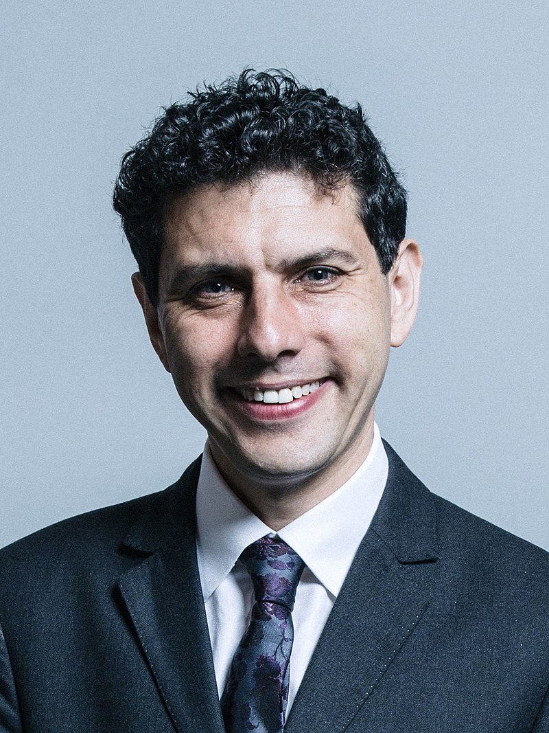 Alex Sobel MP