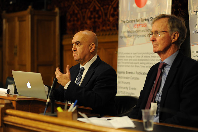 Westminster Debate 'Politics, Media and Law in Turkey, Under the State of Emergency'